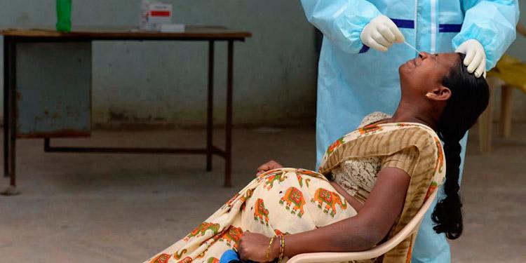 Las embarazadas con COVID-19, en riesgo de necesitar cuidados intensivos