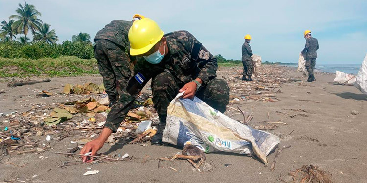 En 93% se reduce el impacto de desechos sólidos en Omoa
