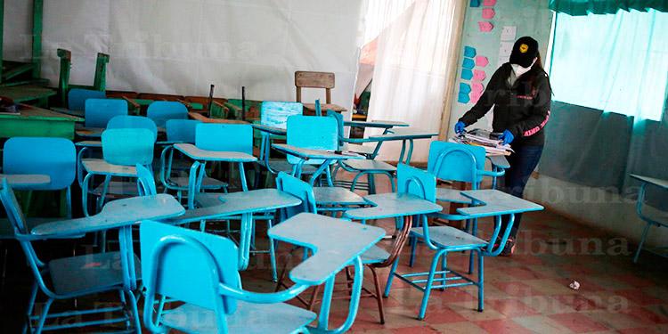 Analizan inicios de pilotajes de reapertura en centros educativos de Cortés