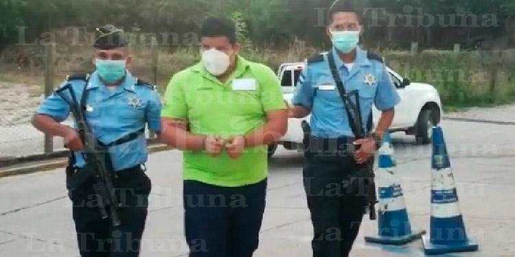 Supuesto clonador de tarjetas es capturado en Tegucigalpa