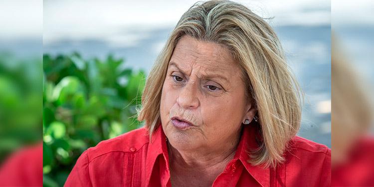 Excongresista de EEUU investigada por uso de fondos de campaña