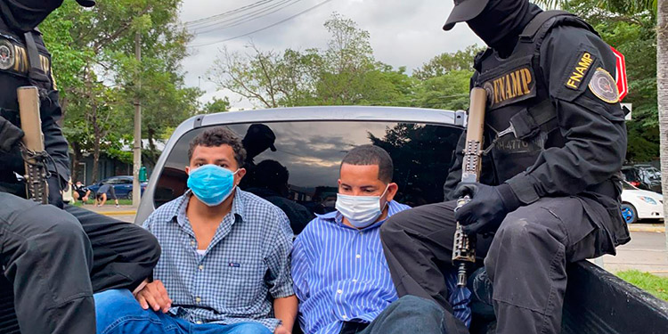 "Juez manda a ""La Tolva"" a tres presuntos extorsionadores"