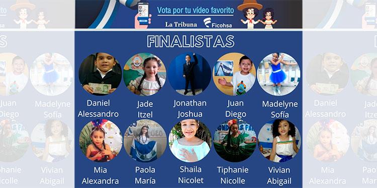 ¡Sigue votando! Estos son los diez finalistas en nuestra promoción de fiestas patrias