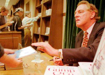 Fallece Winston Groom, autor de la novela 'Forrest Gump'