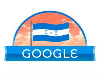 Google felicita a Honduras por los 199 años de Independencia Patria