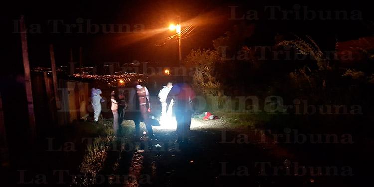 Dos hermanos son ultimados a balazos en Comayagüela