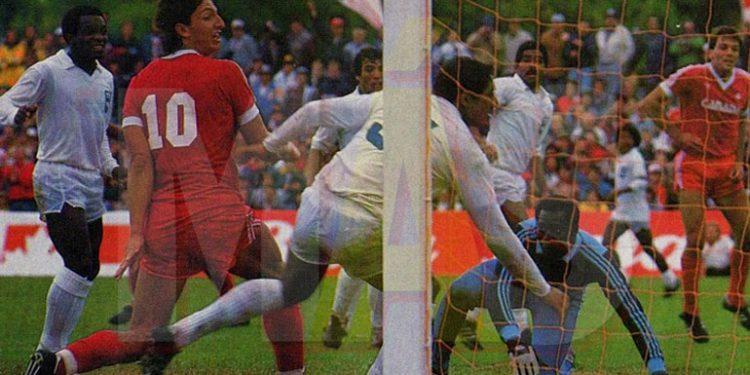 Un día como hoy... Honduras quedaba eliminada del Mundial de 1986