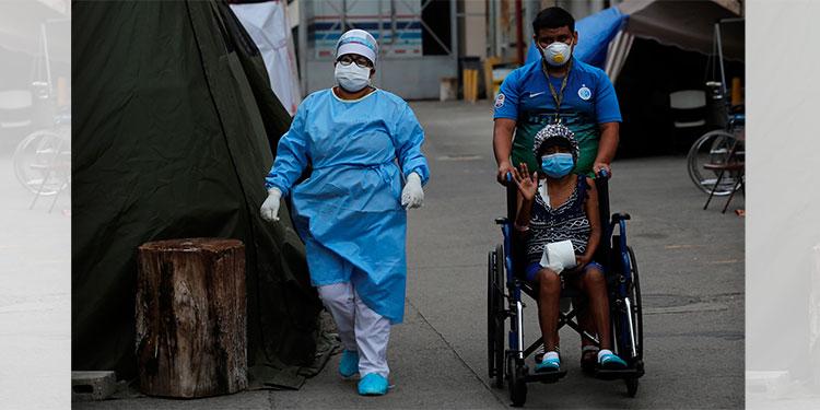 Muertos por COVID-19 en Honduras suben a 2.102 y contagios a 69.660