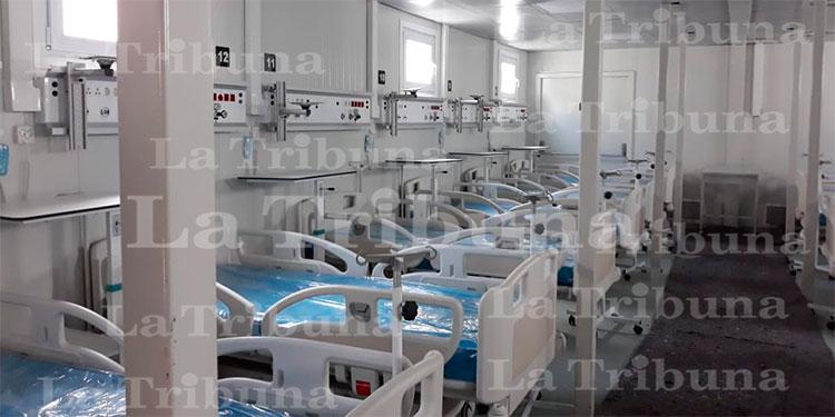"""Hugo Maldonado: """"Equipo del hospital móvil de la capital, es nuevo"""""""