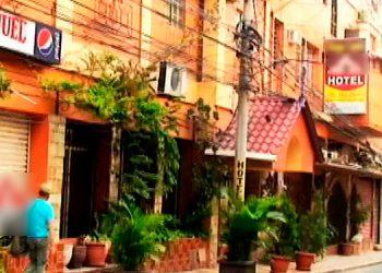 En ruinas empresarios hoteleros de Copán