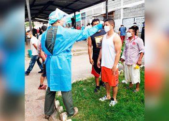 INP: Más de 1,600 privados de libertad han vencido el COVID-19