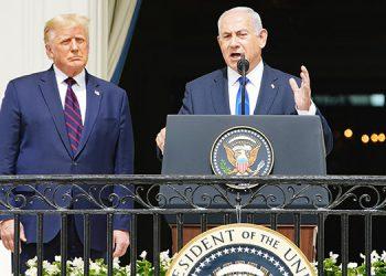 Netanyahu, acusado de llevar maletas de ropa para lavar en la Casa Blanca