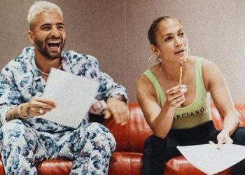 JLo y Maluma estrenarán su película 'Marry Me' en San Valentín