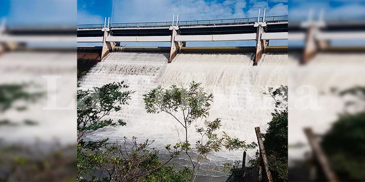 Copeco: Precaución por rebose de represa La Concepción