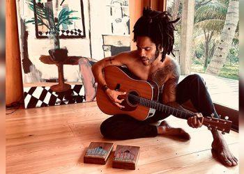 Lenny Kravitz, ícono de la música y también de la belleza (Video)