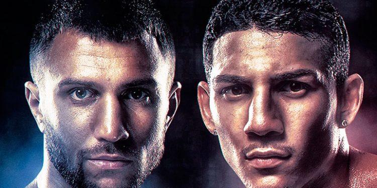 Lomachenko y Teófimo López concretan su pelea