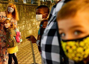 Madrid lidia con segunda ola aguda de coronavirus