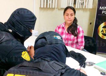 Caso IHSS: ocho años de cárcel le caen a madre de 'La Palillona'