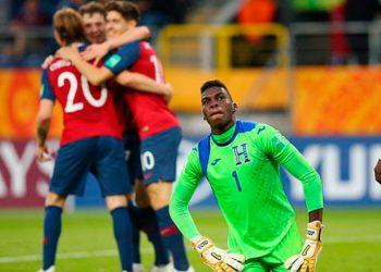 Honduras Progreso contrata portero que recibió 12 goles por Noruega
