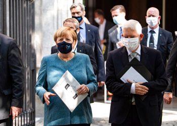 Merkel denuncia creciente antisemitismo en Alemania