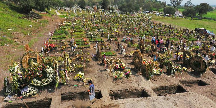 México: Saldo real de muertos por COVID-19 se sabrá en 2 años