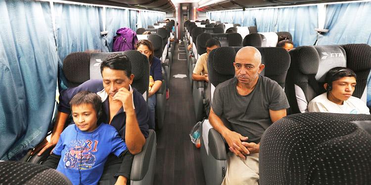 México usó fondos en Centroamérica para contener migración