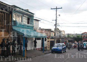 Matan a cinco personas en la colonia El Pedregalito (Galería)