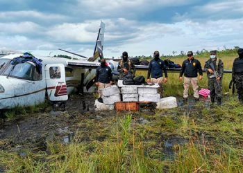 Incinerarán 479 kilos de cocaína incautados en La Mosquitia