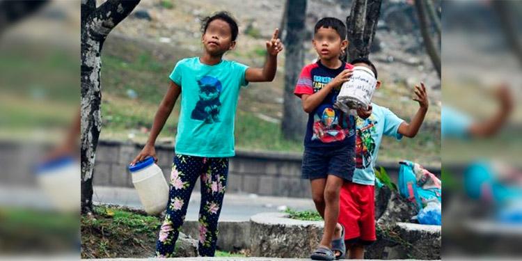 Dinaf ha atendido unas 631 denuncias de niños en lascalles