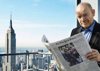 El CEO de The New York Times advierte de que se hace tarde para dar el salto digital