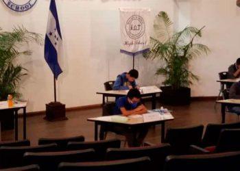 Cinco estudiantes representarán a Honduras en la OIM