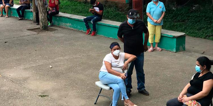 Sobreviven al coronavirus  1,531 personas en El Paraíso