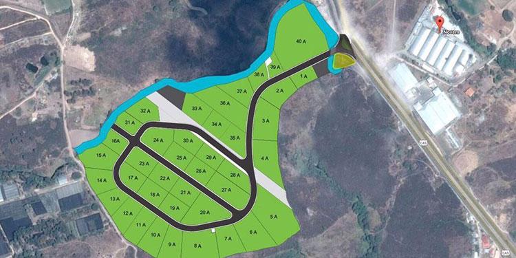 Parque logístico-ecológico construirán en Amarateca