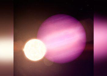 Detectan el primer planeta orbitando alrededor de una estrella enana blanca