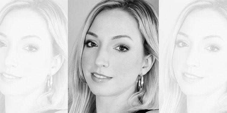 Murió la estrella porno Zoe Parker a los 24 años mientras dormía