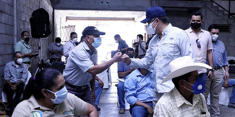 Hoy el Corredor Seco es un ejemplo de lo que se puede producir en Honduras.