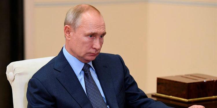 """Putin propone a EEUU intercambiar garantías de """"no injerencia"""" en elecciones"""