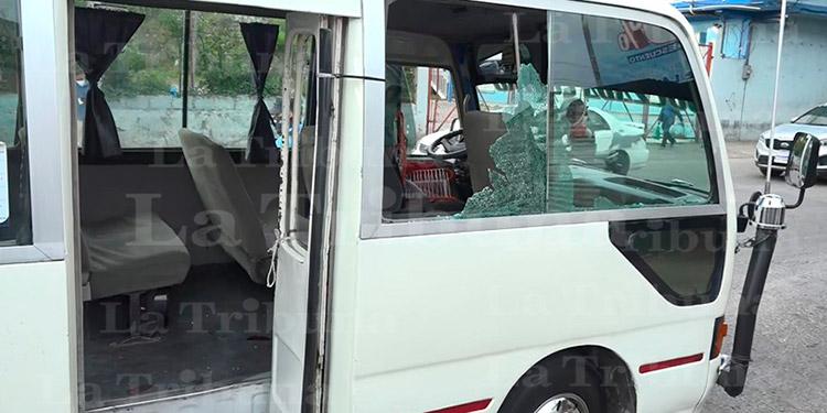 Pistoleros matan a conductor de bus en Comayagüela