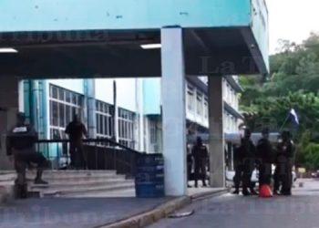 Se fuga reo mientras recibía asistencia en el Hospital Escuela