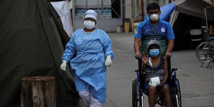 Suben a 2.204 los muertos por COVID-19 en Honduras y a 72.075 los contagios
