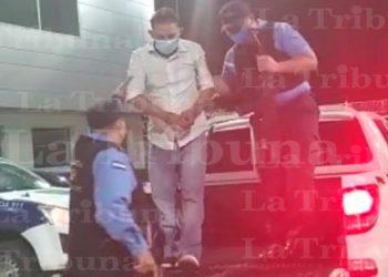 Tras 10 años prófugo, capturan a taxista en San Pedro Sula