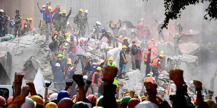 Expertos hallan relación entre terremotos de 2017 y sismos lentos en México