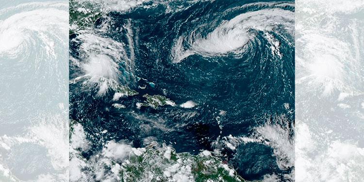 Se forma tormenta tropical Sally al sur de Florida mientras Rene se degrada