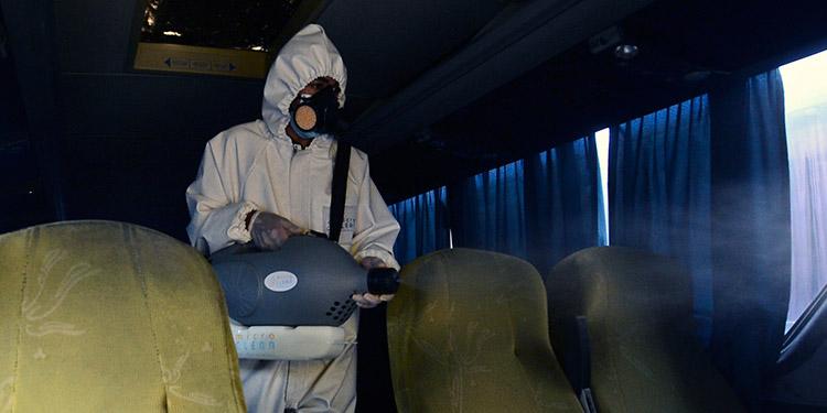 5,000 salvoconductos se han entregado a taxis y buses