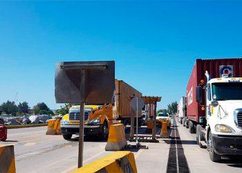 Desde 1 de octubre transporte de carga pesada deberá de portar etiqueta RFID