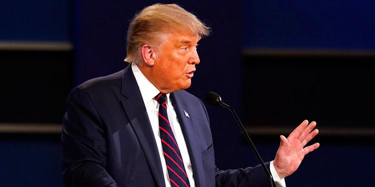Trump a extremistas de ultraderecha: 'Apártense, esperen'