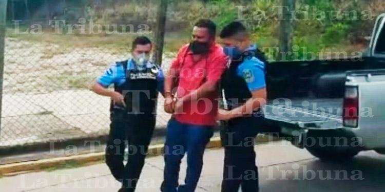 Cae en la capital un hombre acusado de violar a su hija