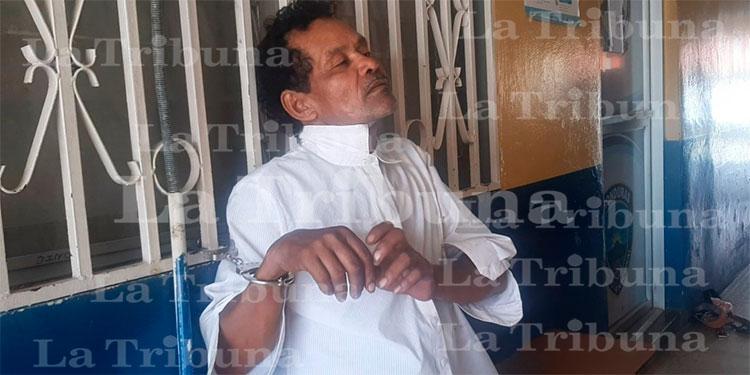 Capturan a hombre sospechoso de violar a sus dos hijas y nieta en Danlí