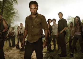 "La serie televisiva ""The Walking Dead"" terminará en 2022"