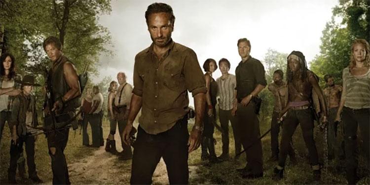 """La serie televisiva """"The Walking Dead"""" terminará en 2022"""